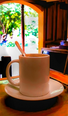 Morning Cafe Java