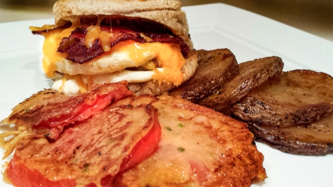 Bacon Breakfast Sammy